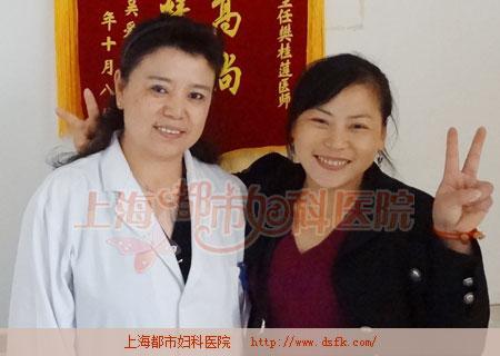 安徽女子宫肌瘤术后感叹:幸亏找到了最好的妇科医院